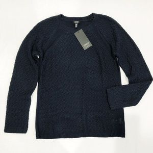 NWT Jones New York Knit Minimalist Sweater